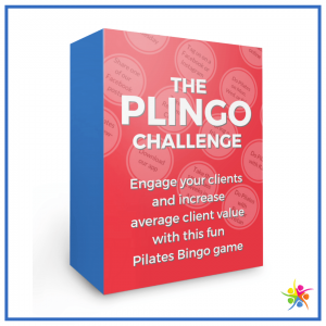 Plingo from Pilates Business Pros, gamified pilates for your clients.