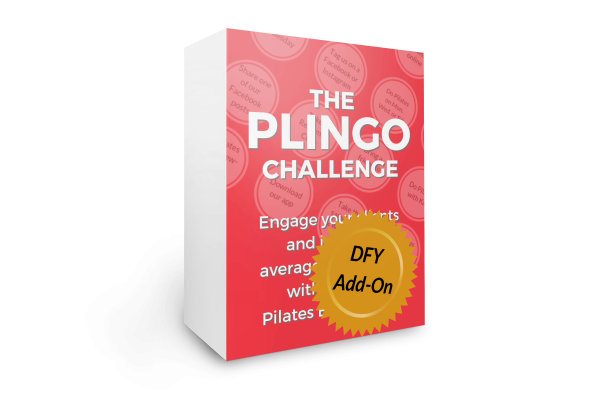 Plingo Done for you add-on
