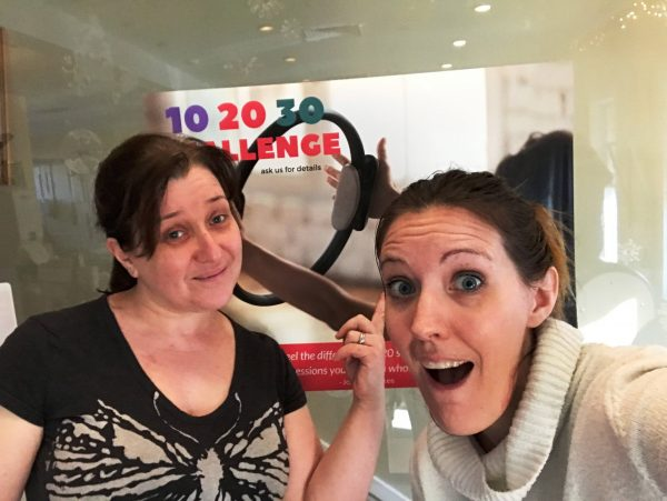 The 10 20 30 Challenge At the Pilates Studio in Hadley